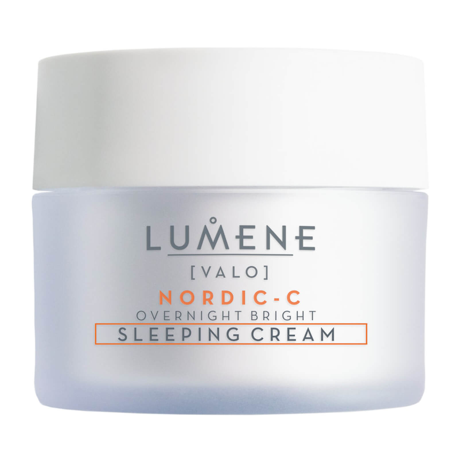 Lumene Nordic C [Valo] Overnight Bright Sleeping Cream 50ml
