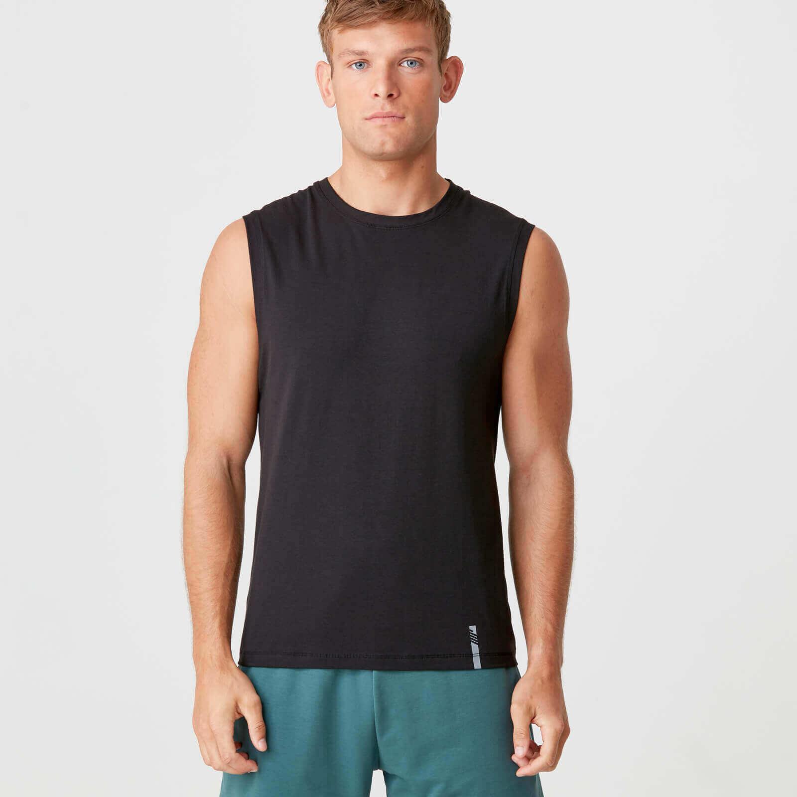 Luksuriøs Classic T shirt uden ærmer