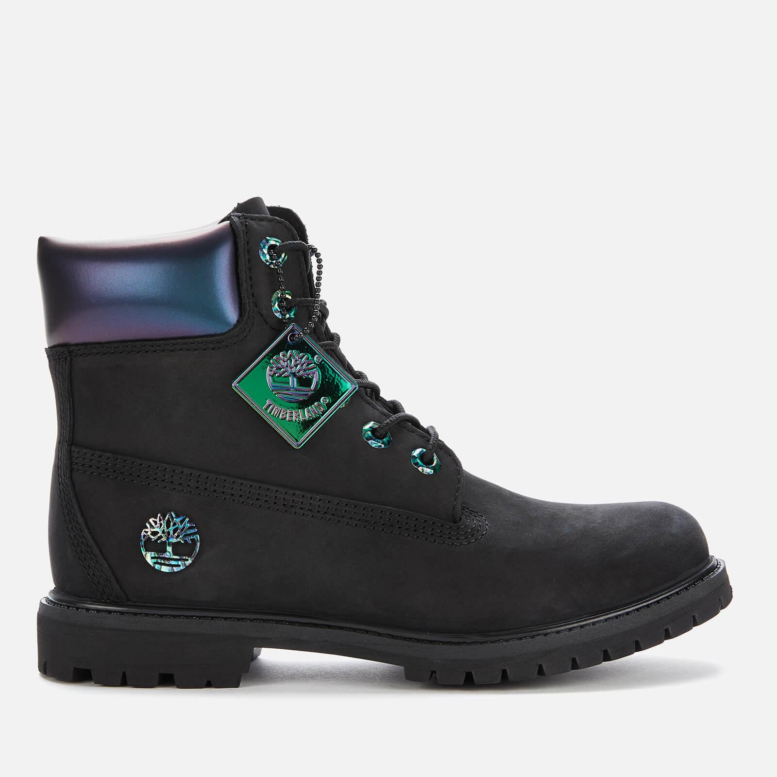 black premium timberland boots