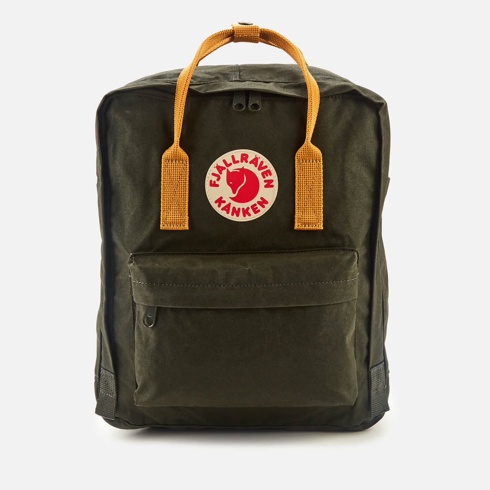 Fjallraven Women's Kanken Backpack - Deep Forest/Acorn