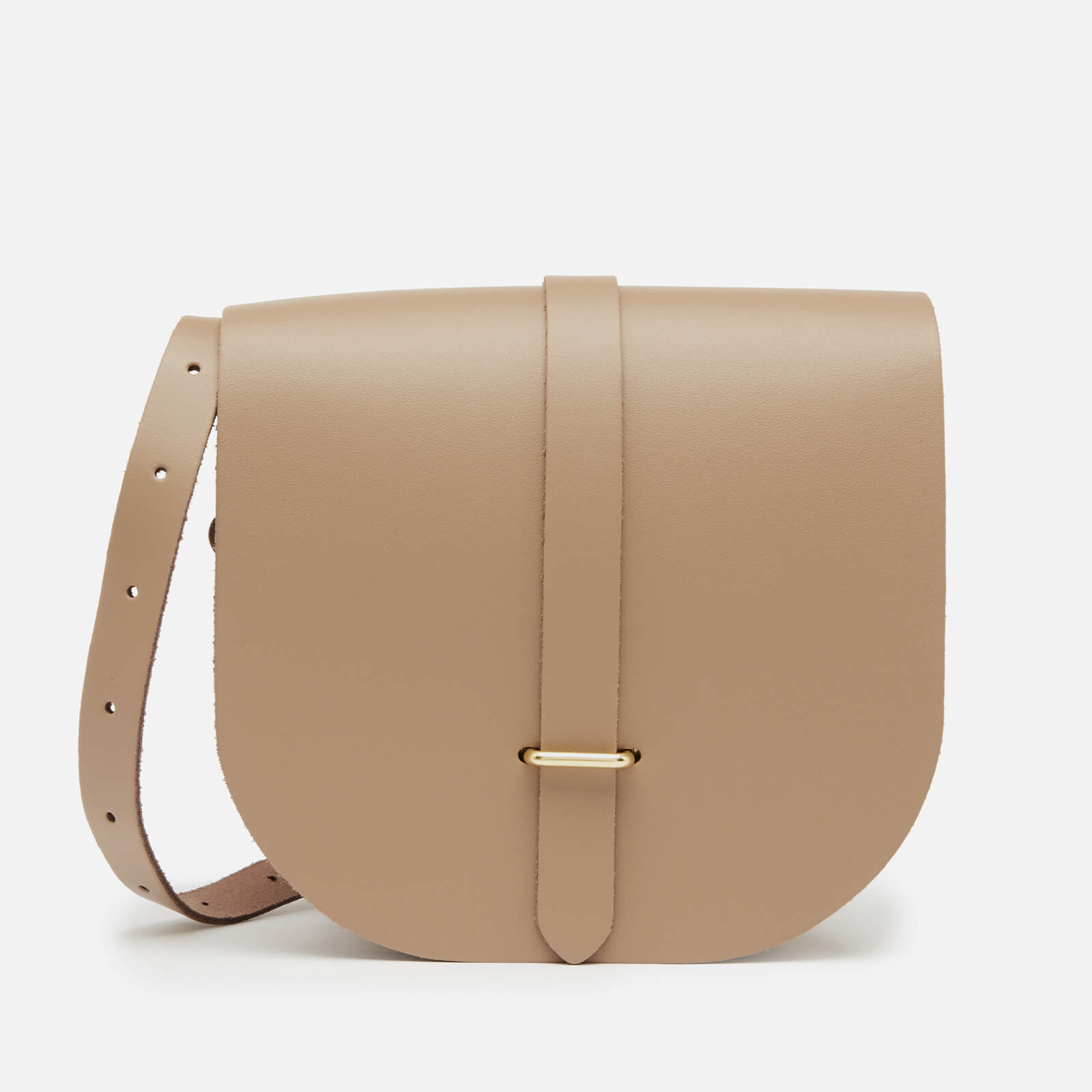 The Cambridge Satchel Company Women's Saddle Bag - Putty
