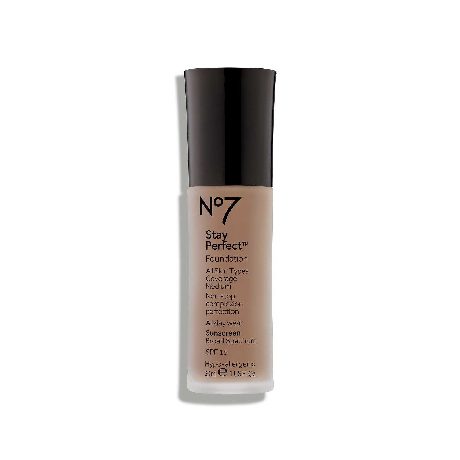 No7 Stay Perfect Foundation Spf 15 No7 Us