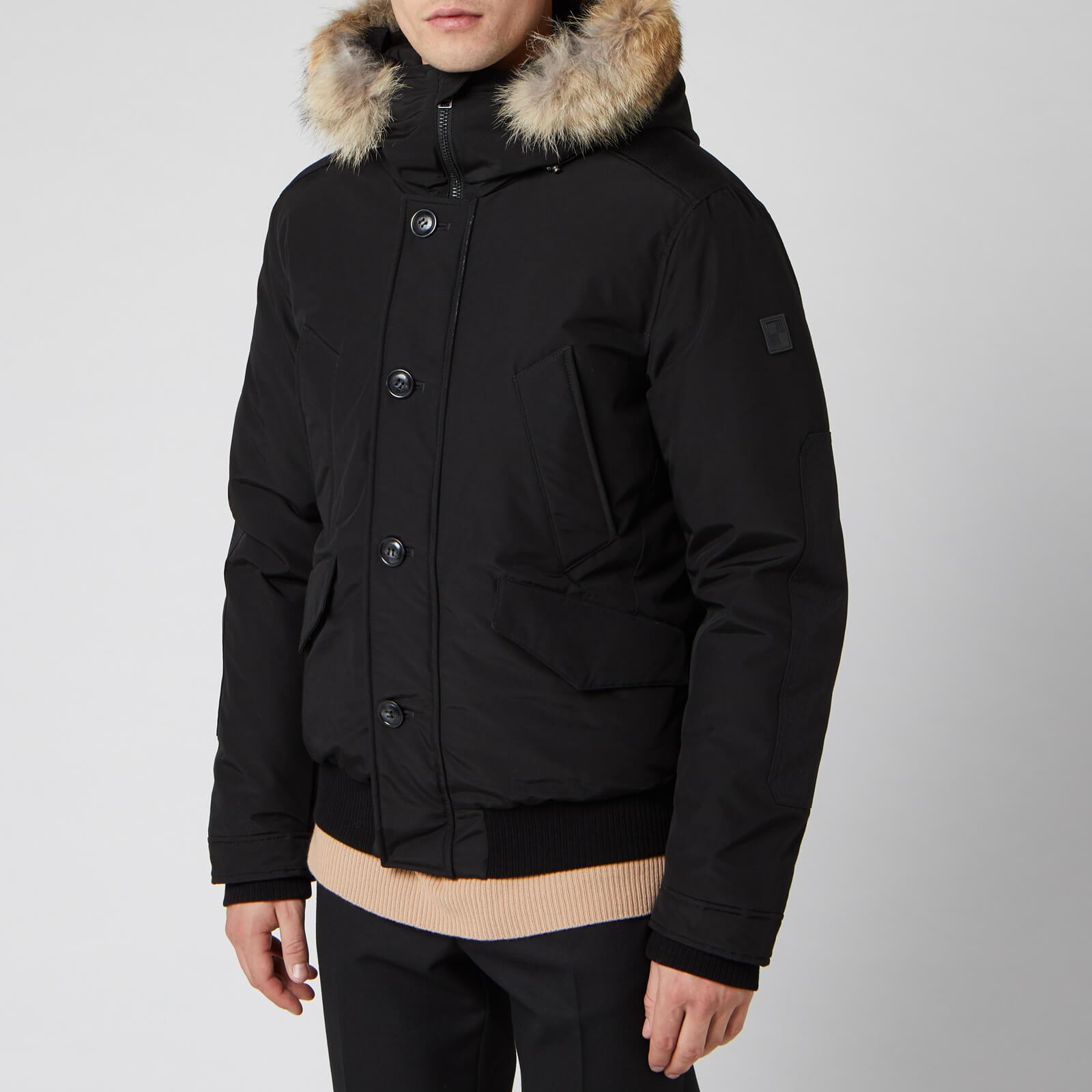 Woolrich Men's Polar Jacket - Black - M