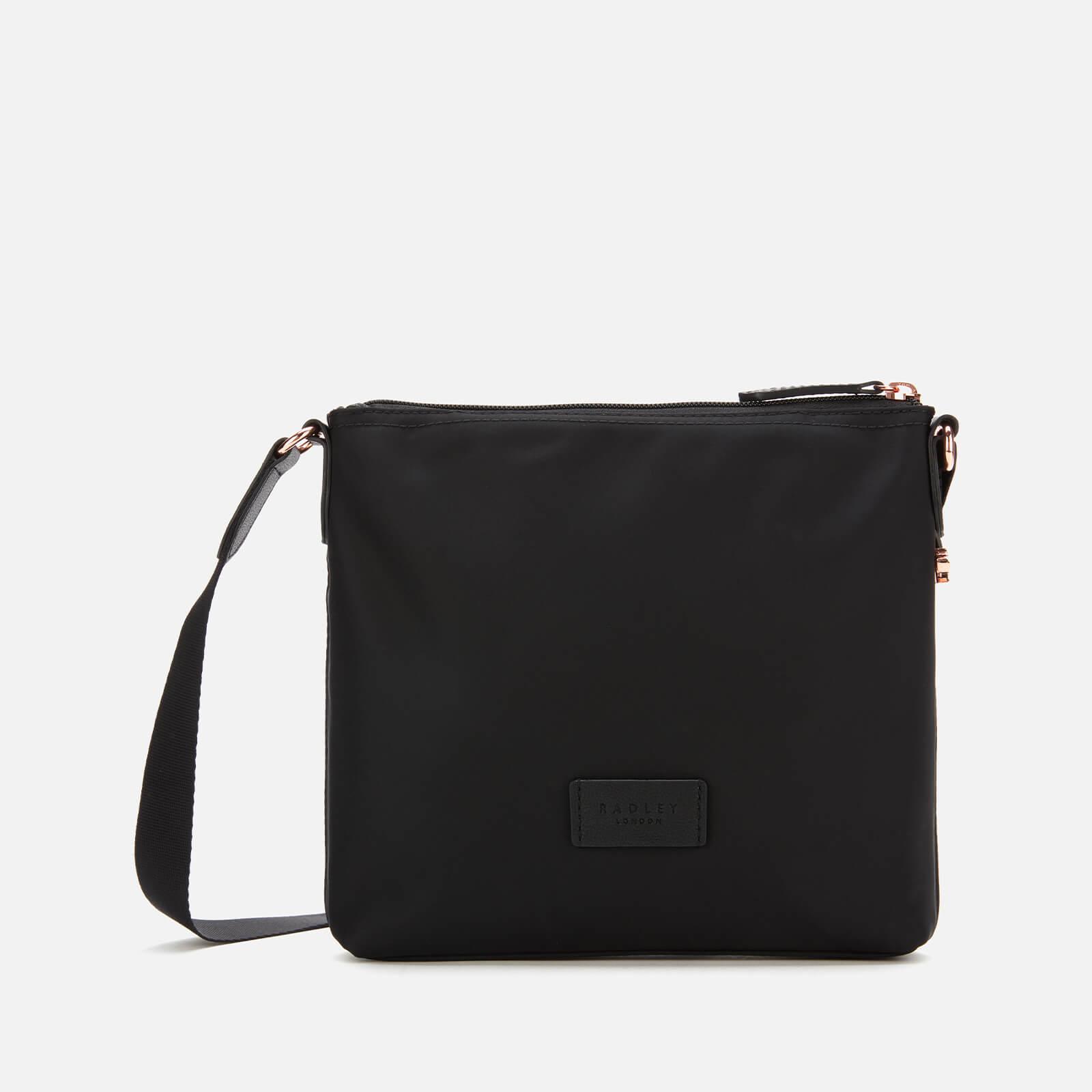 Radley Women's Pocket Essentials Small Zip Top Cross Body Bag Black