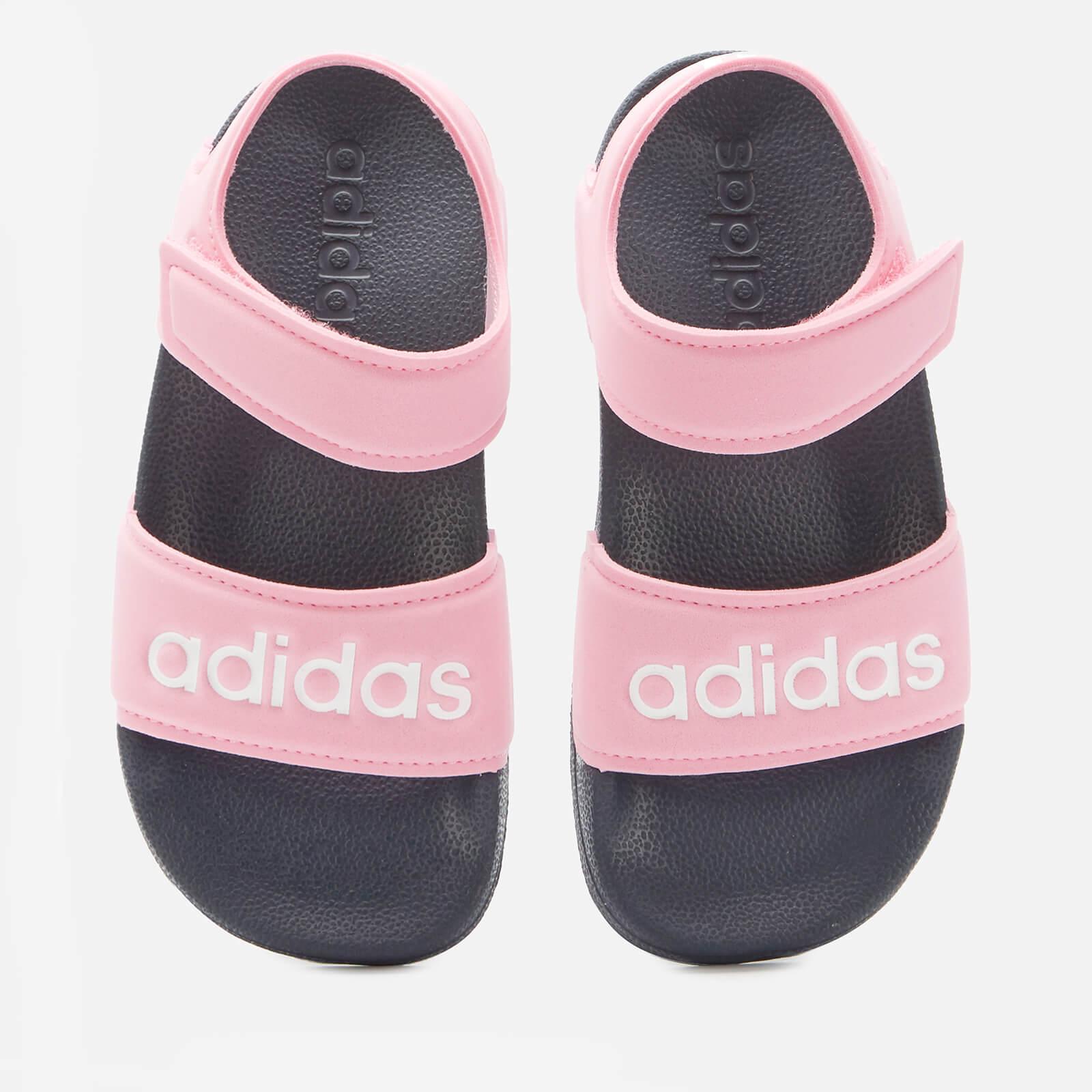 adidas Girls Adilette Sandals - True