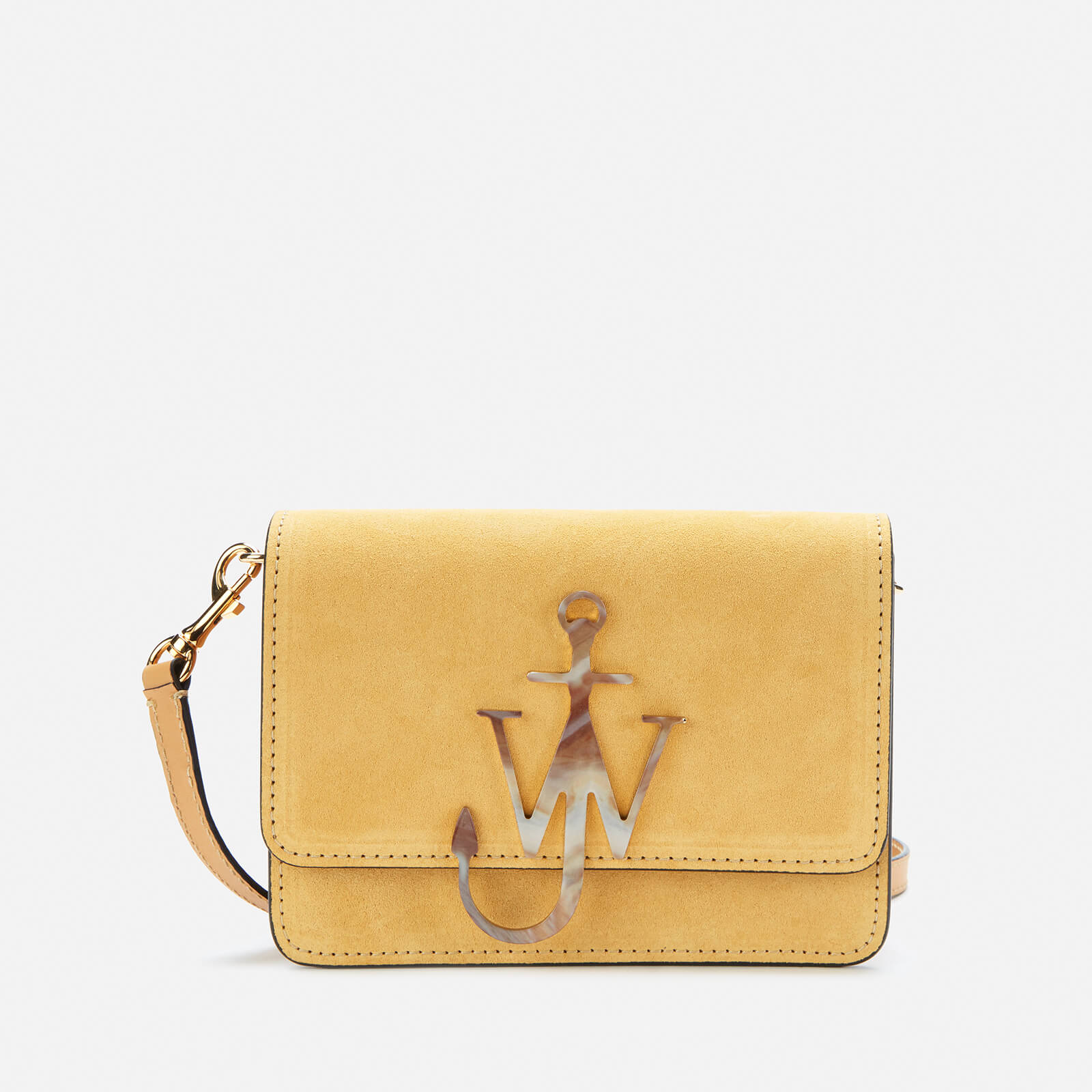 Anchor Logo Bag Gold