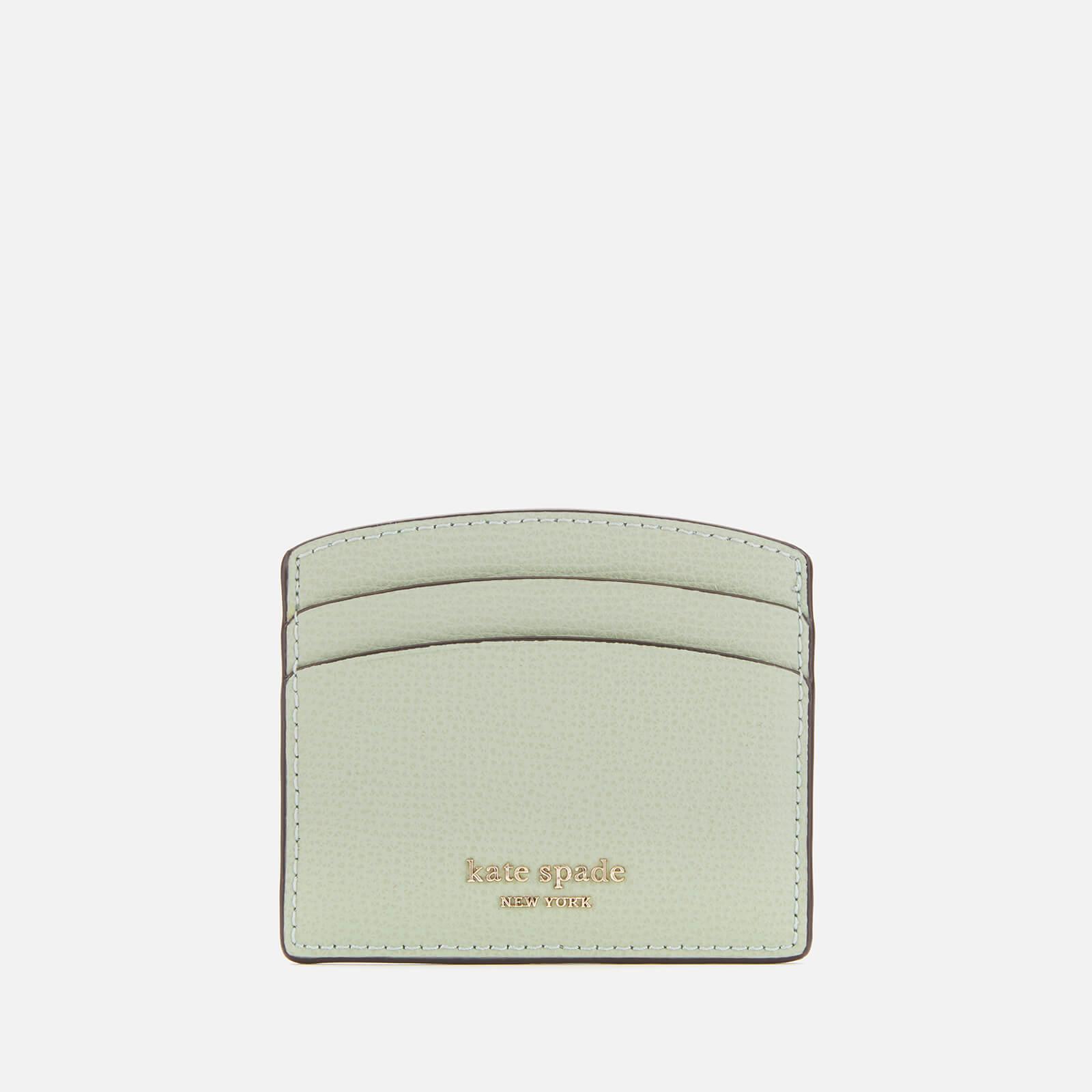 Kate Spade New York Women's Sylvia Card Holder - Pistachio 原價44英鎊 優惠價31