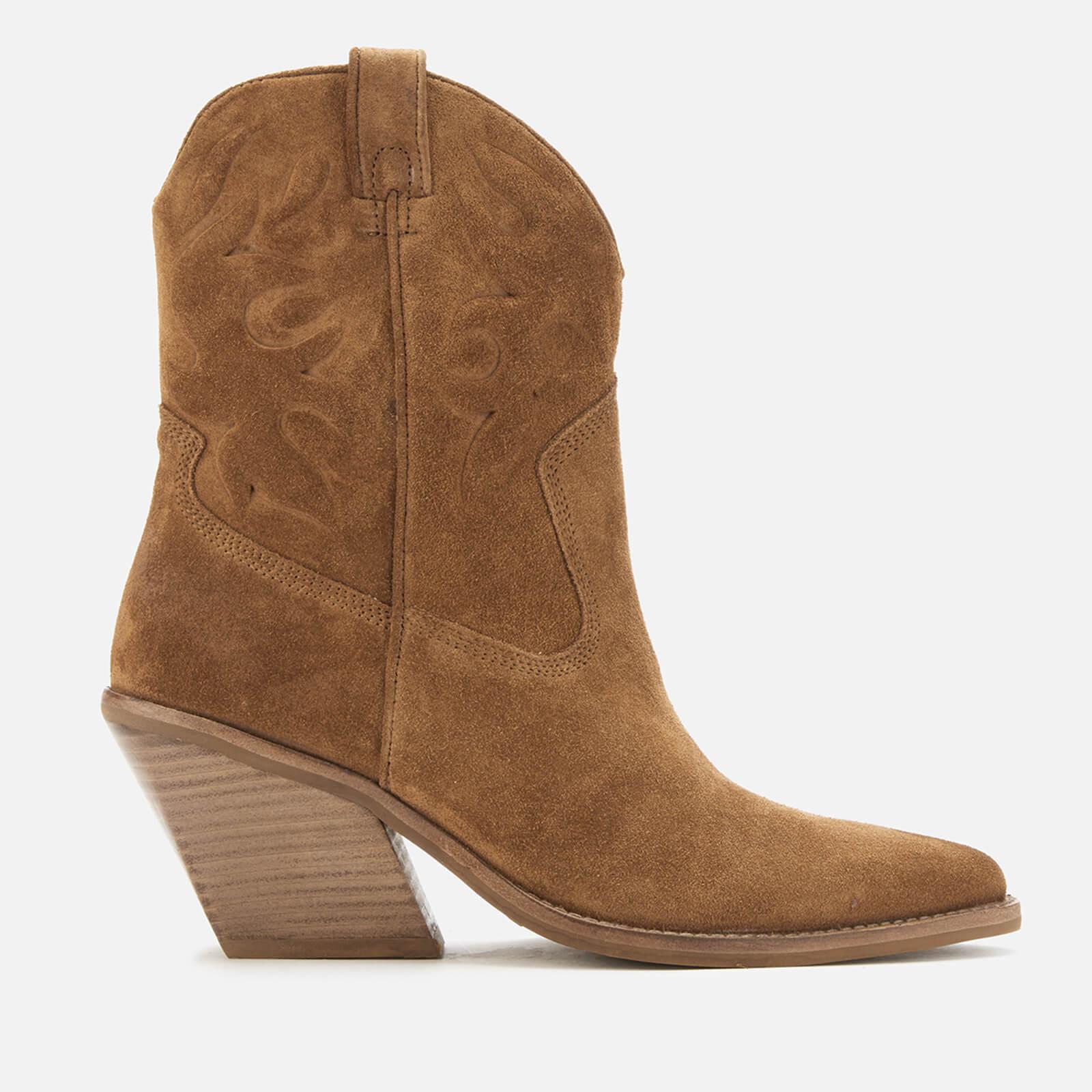 womens zip up cowboy boots