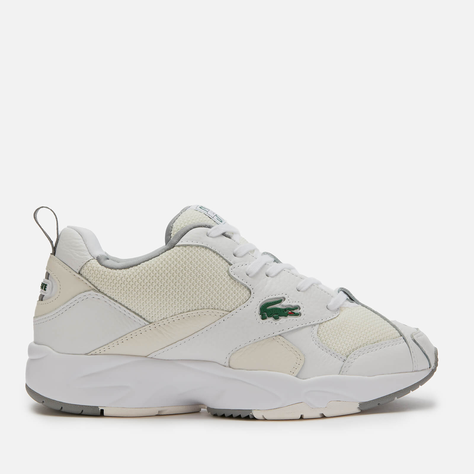 lacoste chunky off