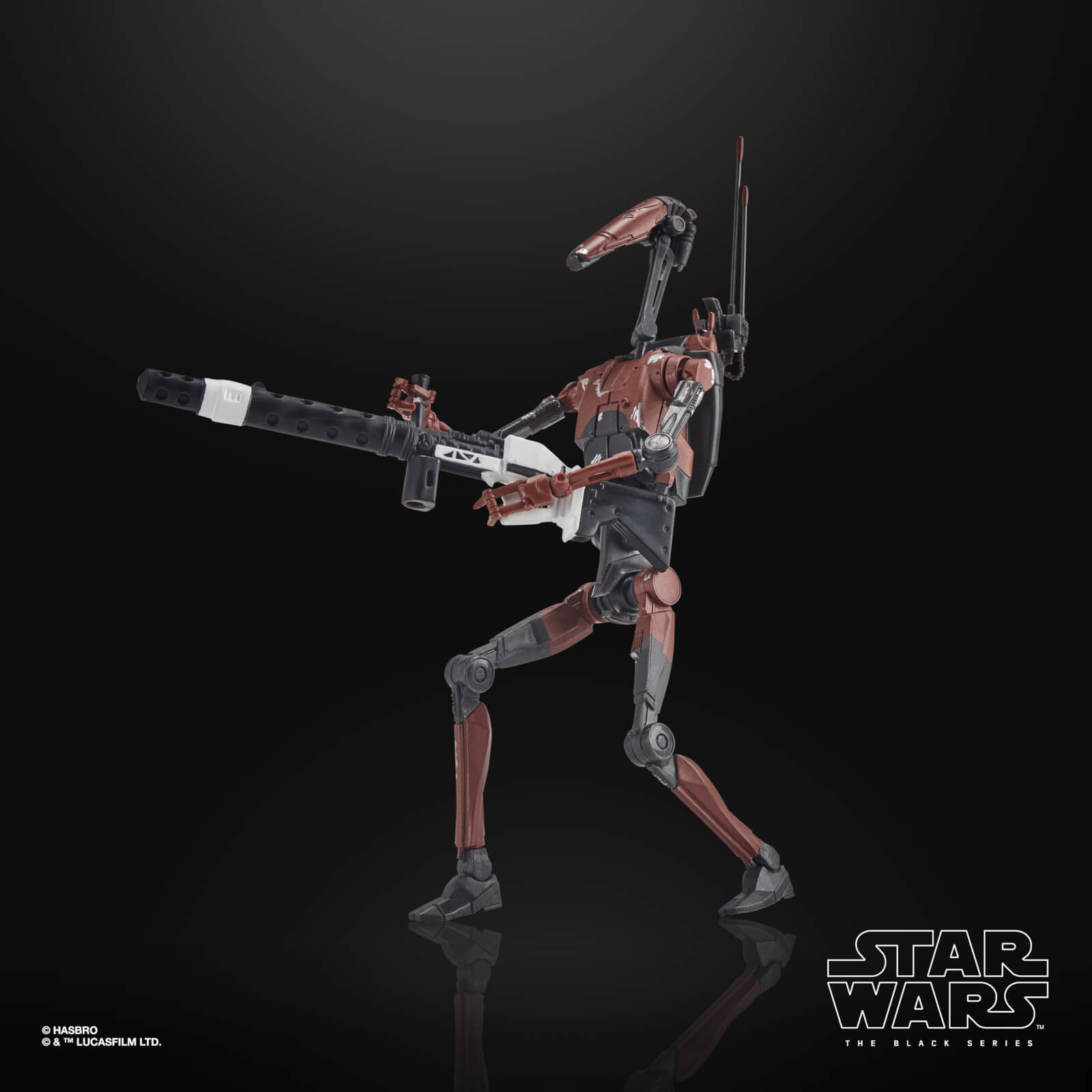 New Star Wars Black Series Hasbro 6 in Battle Droid Action Figure in Box