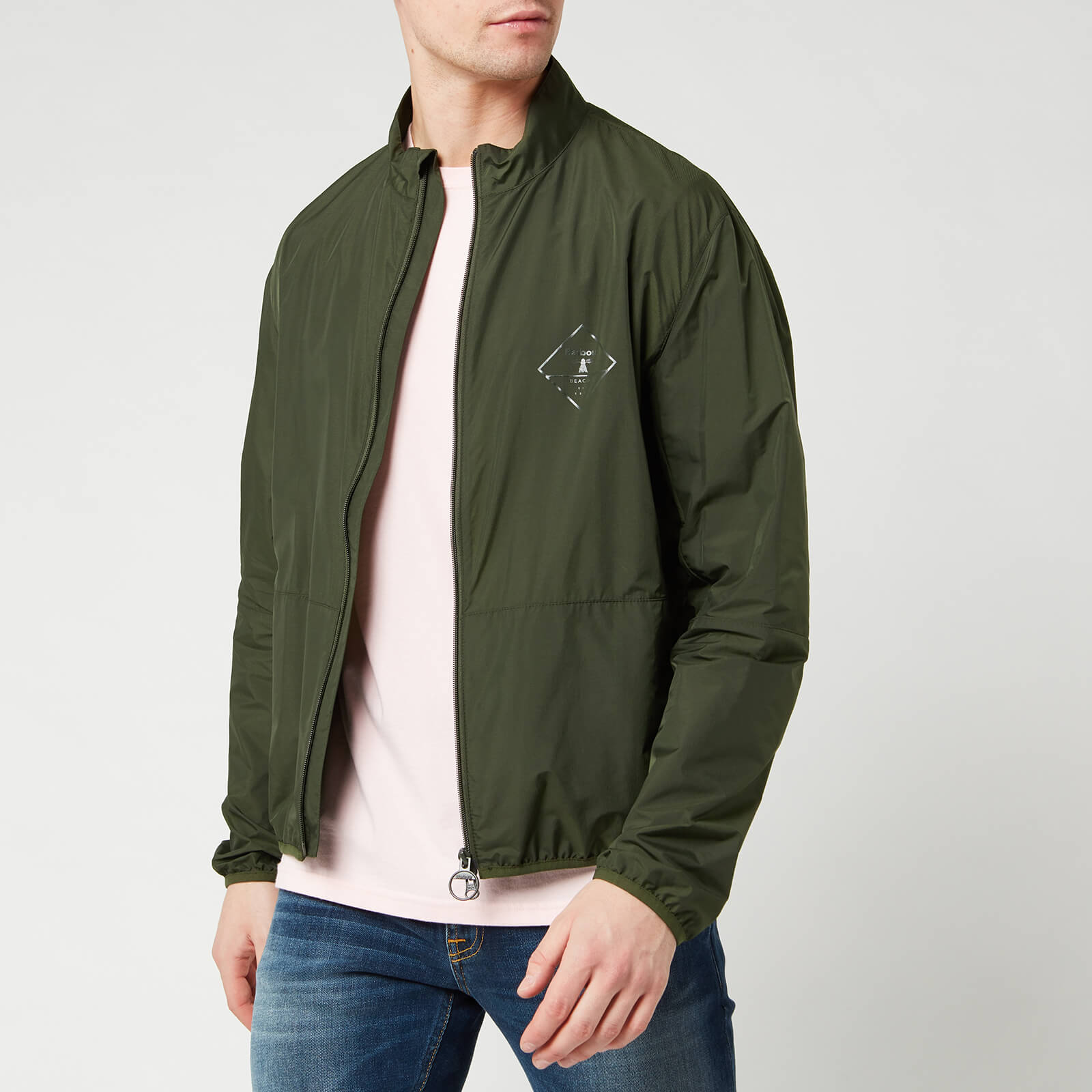 barbour casual jacket