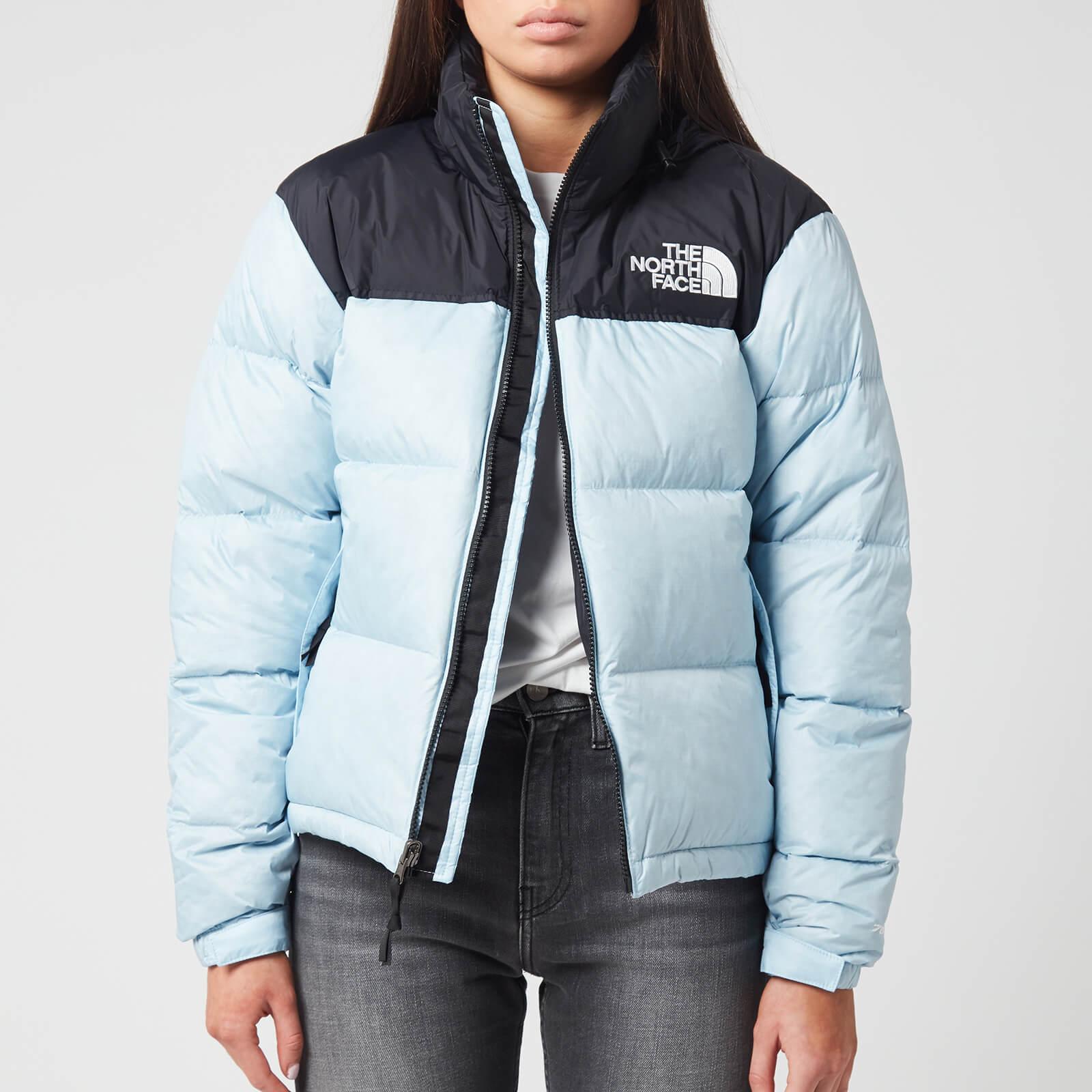 The North Face Jacket 1996 Retro Nuptse Angel Falls Blue