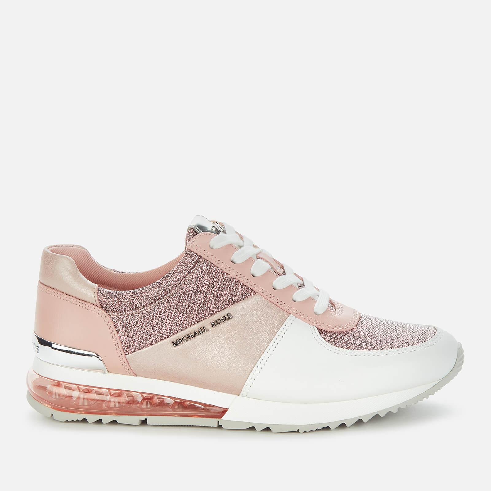 michael kors rose sneakers