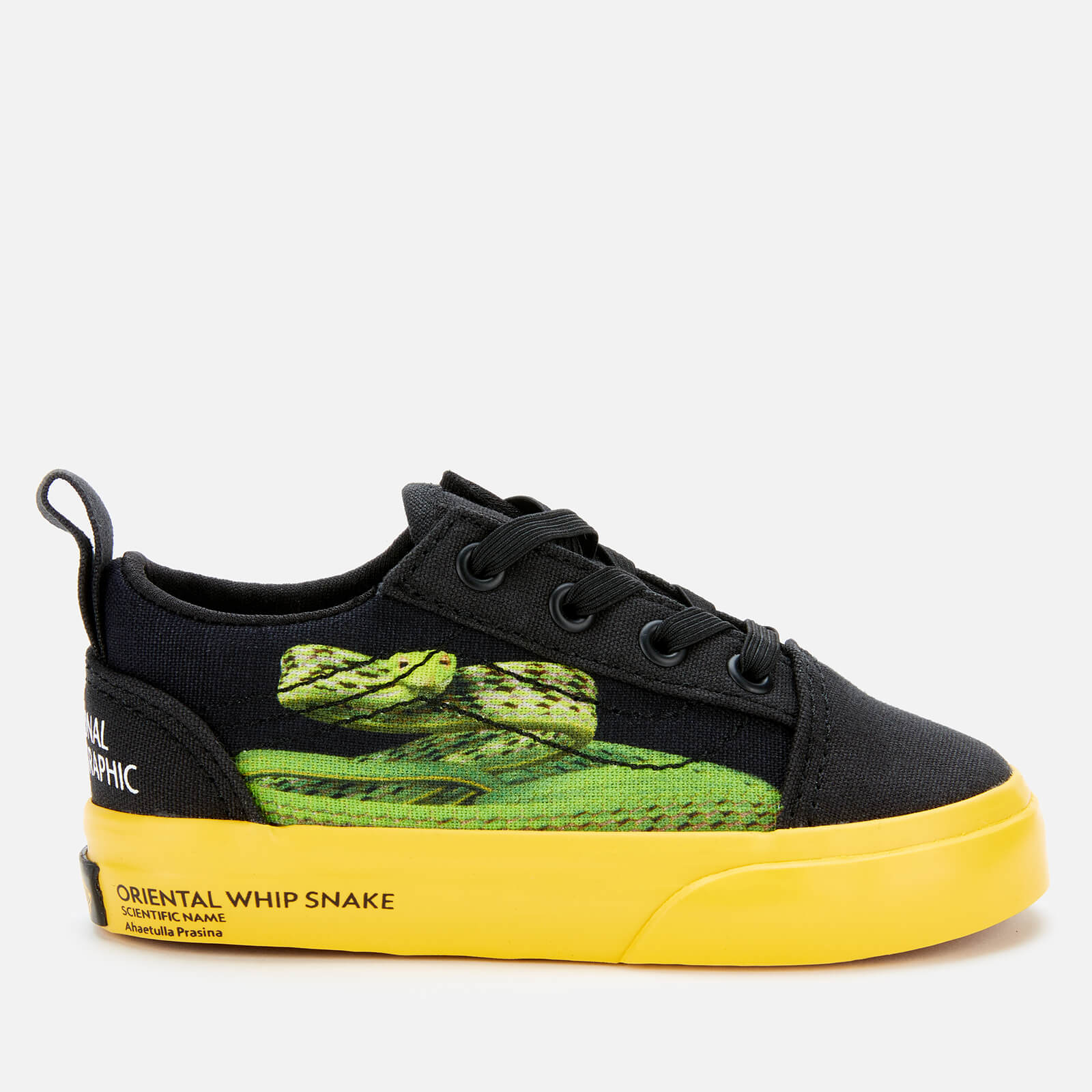Vans X National Geographic Toddlers