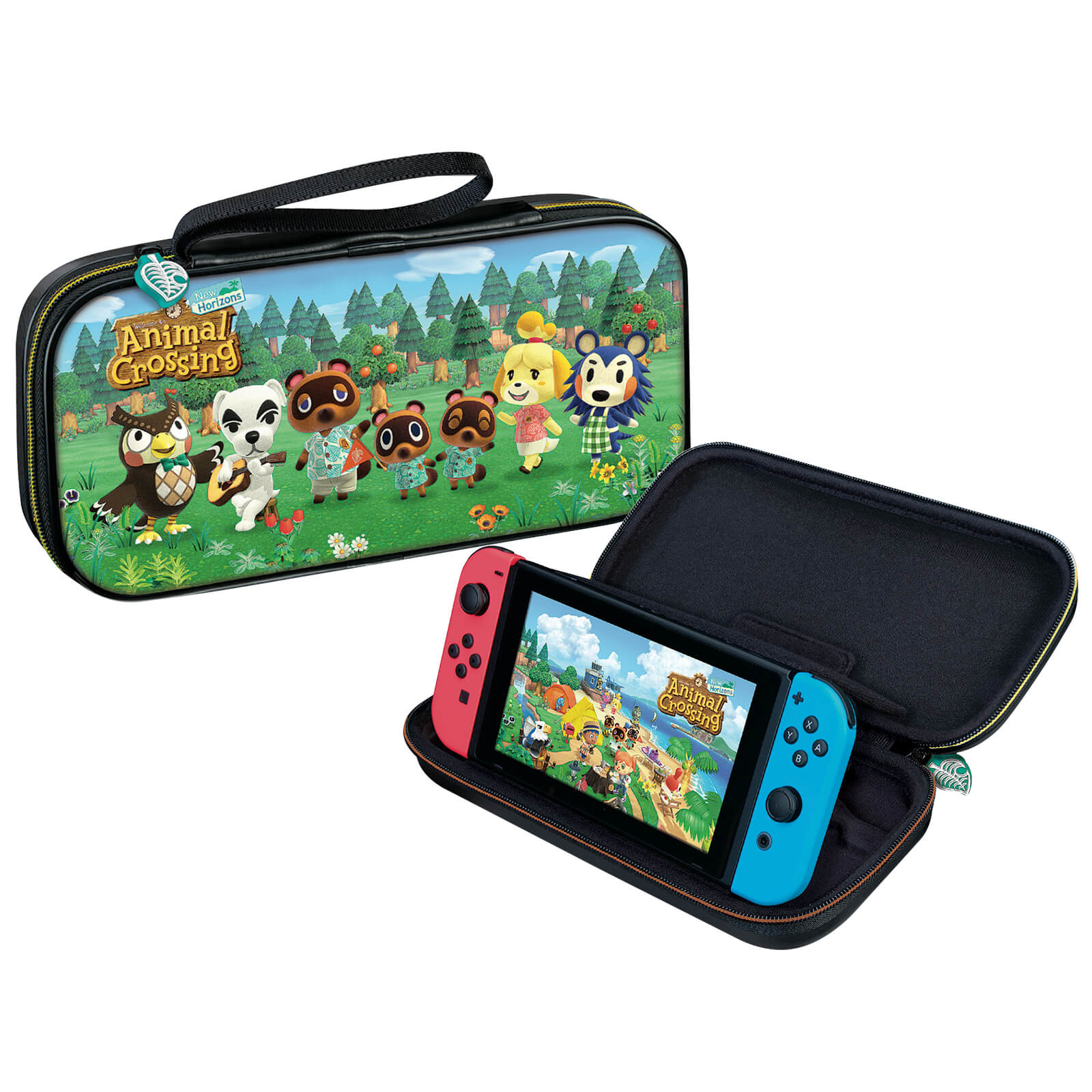 Nintendo Switch Nintendo Switch Lite Deluxe Travel Case Animal