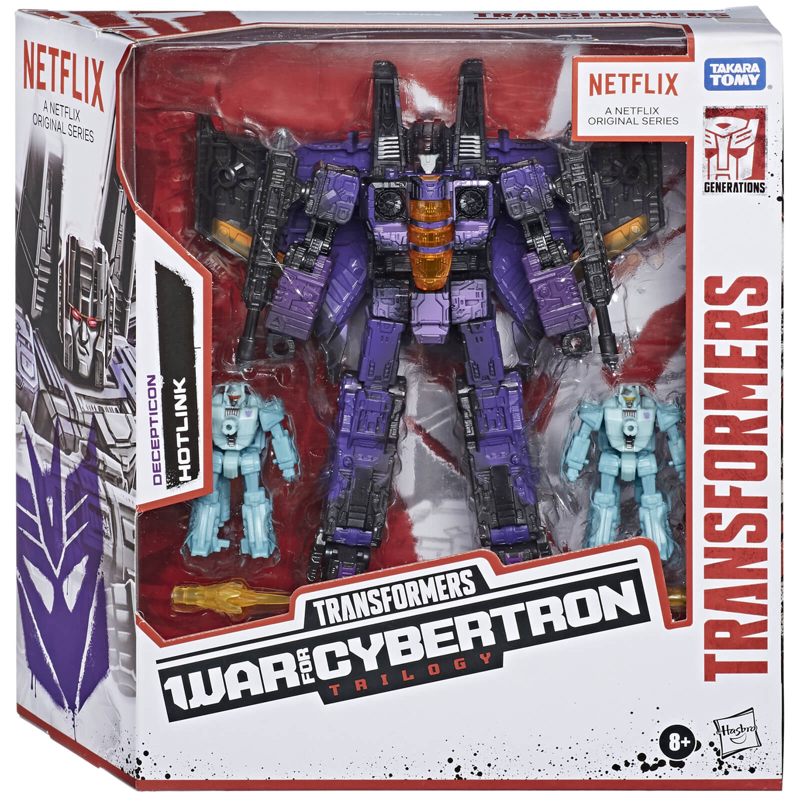transformers figurines war for cybertron