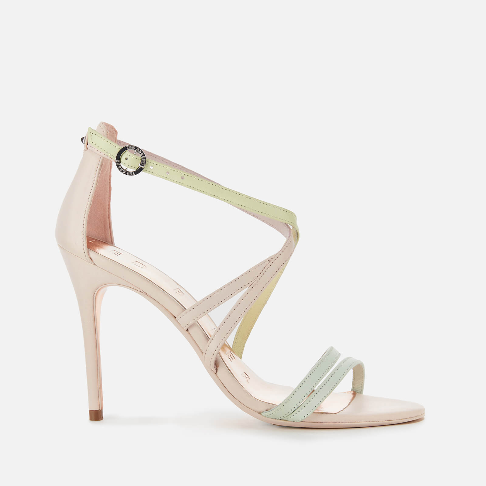 pink shoes ted baker