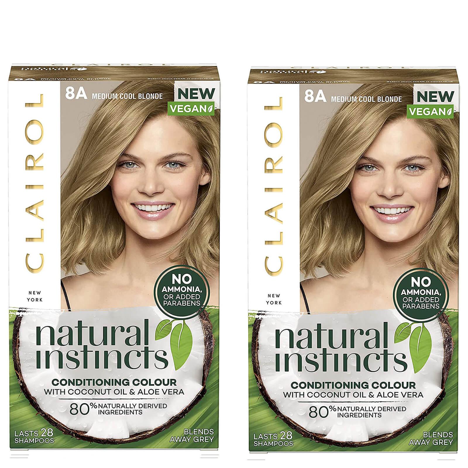 Clairol Natural Instincts Semi Permanent No Ammonia Vegan Hair Dye Duo Various Shades Lookfantastic Singapore