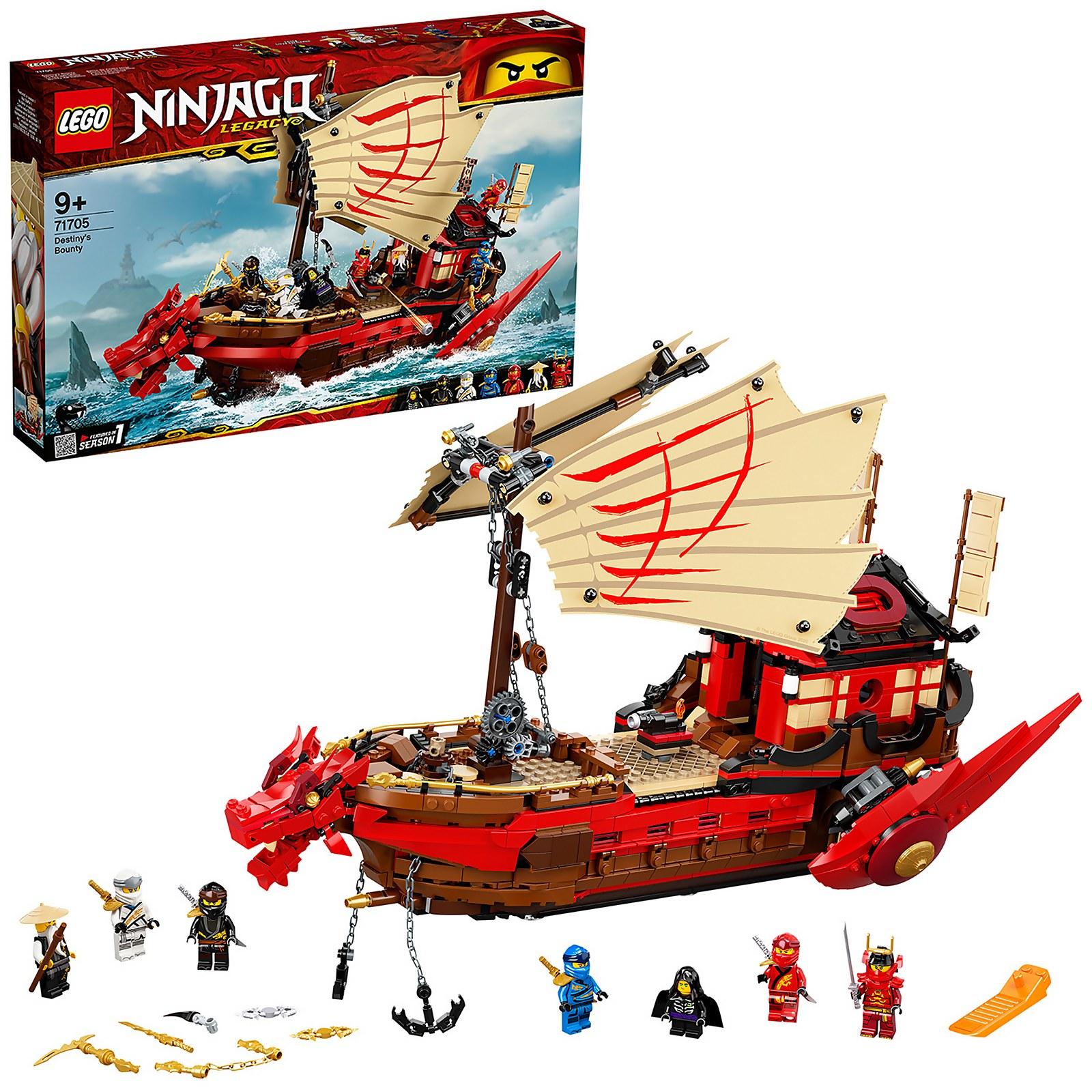 LEGO Ninjago Destinys Bounty (71705)