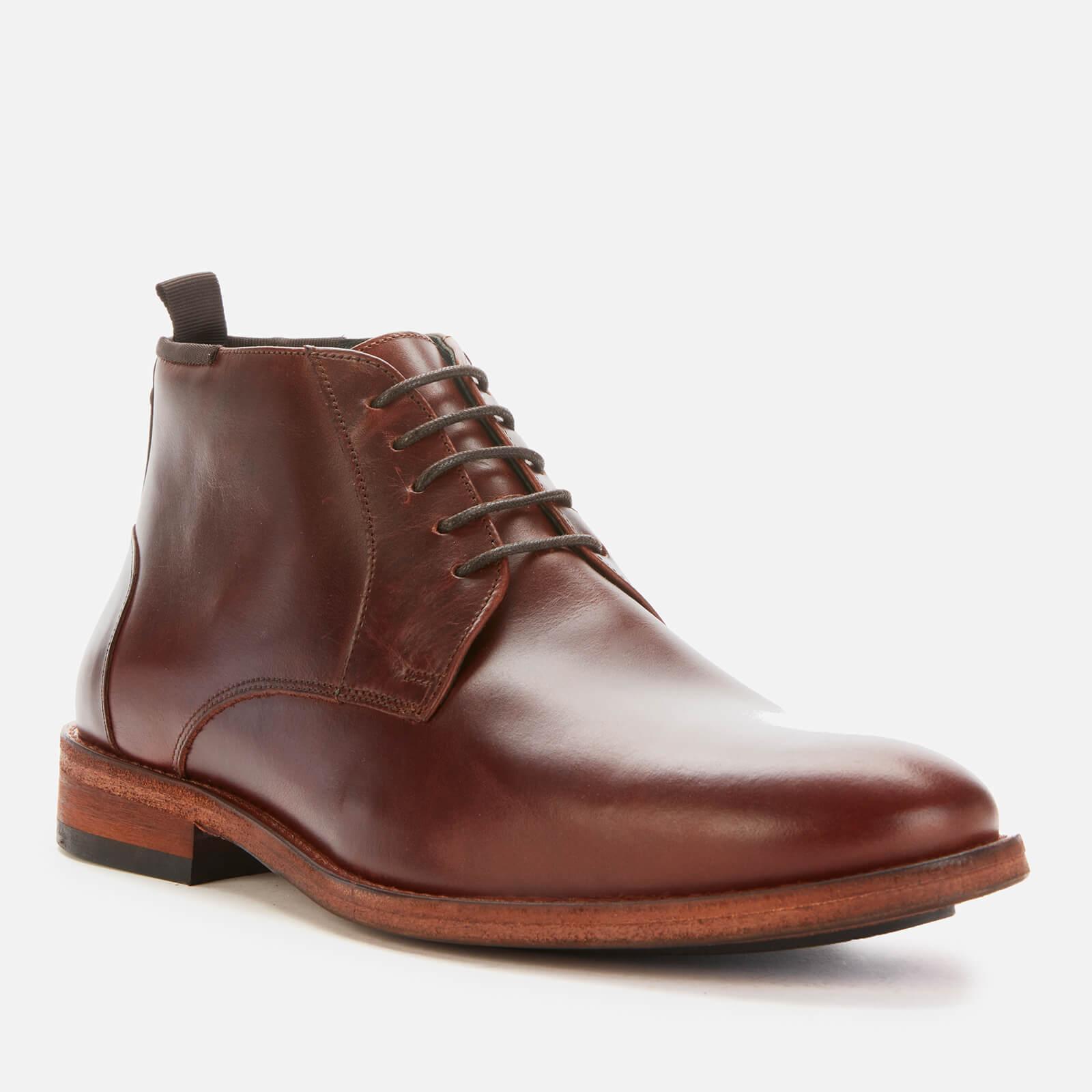 Barbour 巴伯尔 Benwell Chukka 男士短靴