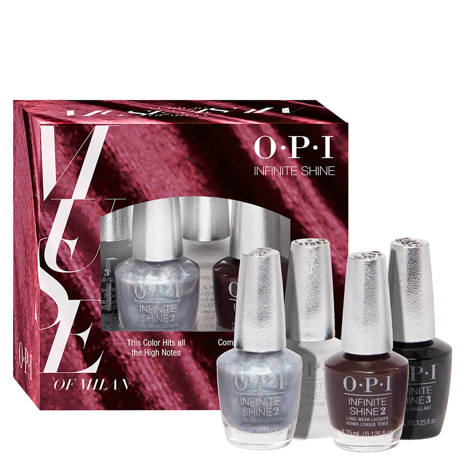 OPI Muse Of Milan Collection Infinite Shine Nail Polish 15ml