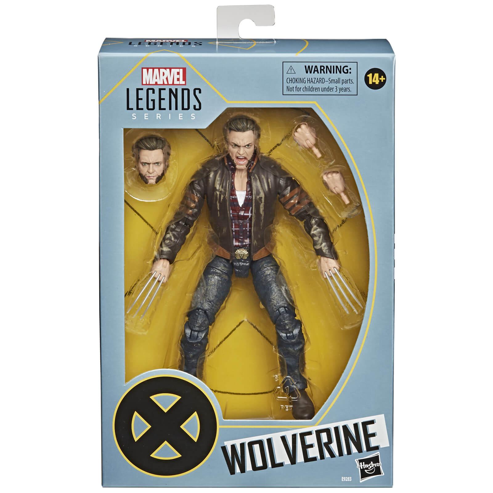 Legends: Mystique » X Men » Popfiguren » Speelgoed figuren