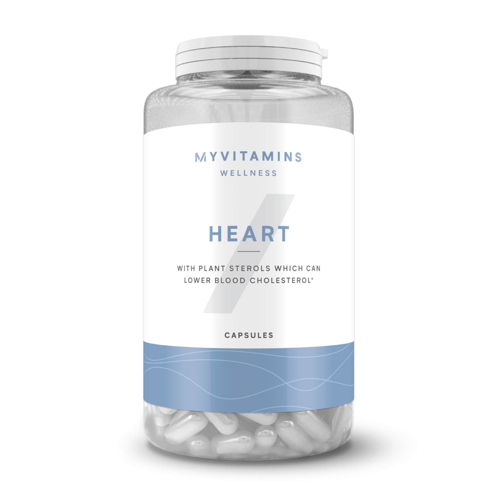 augaliniai sterolių papildai širdies sveikatai)