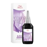 Wella Color Fresh Light Pearl Ash Blonde 8/81 75ml