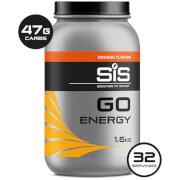 Science in Sport Go Energy Getränk-Pulver - 1.6kg Dose