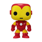 Marvel -  Iron Man Figura Pop! Vinyl