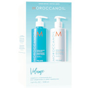 Moroccanoil Extra Volume 500ml Duo