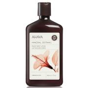AHAVA Mineral Botanic Velvet Body Lotion - Hibiscus and Fig 500ml