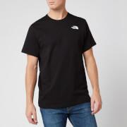 The North Face Men's Redbox Short Sleeve T-Shirt - TNF Black
