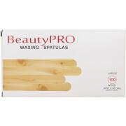 BeautyPro Waxing Spatulas Large