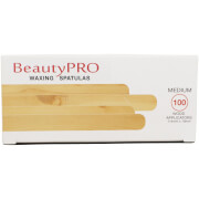 BeautyPro Waxing Spatulas Medium