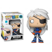 Teen Titans Go! Rose Wilson EXC Pop! Vinyl Figure