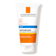 La Roche-Posay Anthelios SPF 60 Body and Face Sunscreen Lotion with Vitamin E and Antioxidants 5 fl.oz