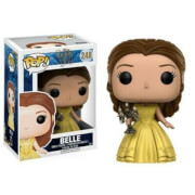 Beauty and the Beast Belle with Candlestick EXC Pop! Vinyl Figure