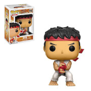 Street Fighter Special Attack Ryu EXC Pop! Vinyl Figure