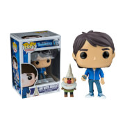 Figurine Pop! Jim Avec Amulette EXC - Trollhunters