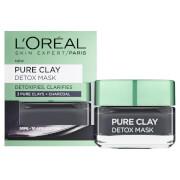 L'Oréal Paris Pure Clay Detox Face Mask 50ml