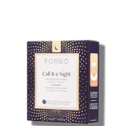 FOREO Call it a Night UFO/UFO Mini Nourishing and Revitalising Face Mask (7 Pack)