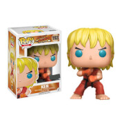Street Fighter - Ken EXC Funko Pop! Vinyl
