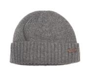 Barbour Men's Carlton Beanie Hat - Grey