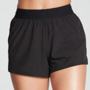 MP Women's Essentials Training Energy Shorts - Black