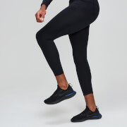 MP Men's Essentials Training 3/4 Leggings Baselayer - Black