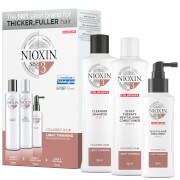 NIOXIN 3-Part System 3 Trial Kit for Coloured Hair with Light Thinning