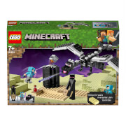 LEGO Minecraft: The End Battle Collectible Toy (21151)