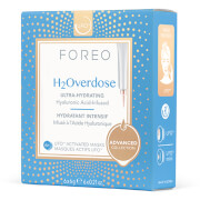 FOREO UFO Activated Masks - H2Overdose (6 Pack)