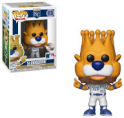 Figura Funko Pop! - Kansas City Mascota Sluggerrr - MLB